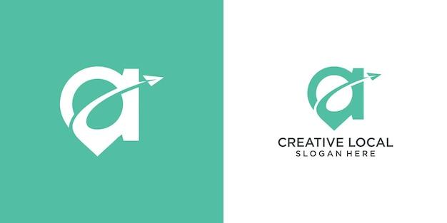 Inspiração do logotipo da internet local