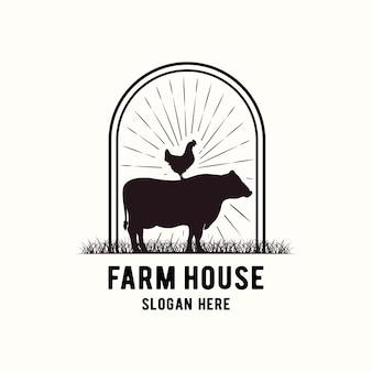Inspiração do logotipo do gado