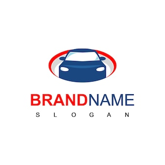 Inspiração para design de logotipo de carro