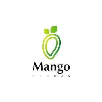 Inspiração para o design de logotipo de manga