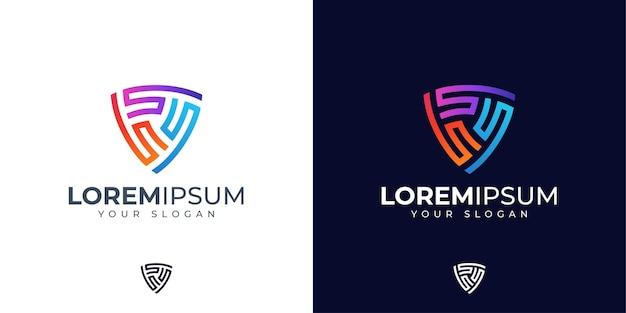 Inspiração para o design do logotipo da letra s