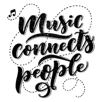 Inspiradora citação sobre música