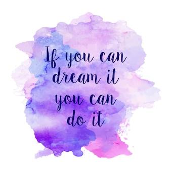 Inspiradora citação