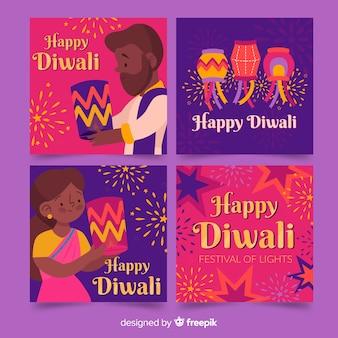 Instagram post coleção diwali