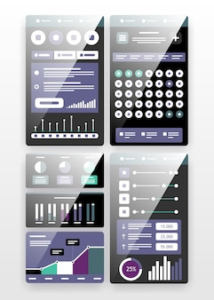 Interface ui para desenvolvimento de aplicativos