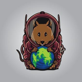 Invansão de hamster na terra
