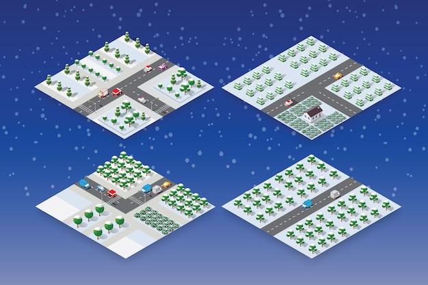 Inverno set natal