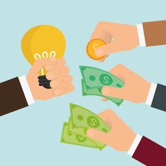 Investidores empresariais