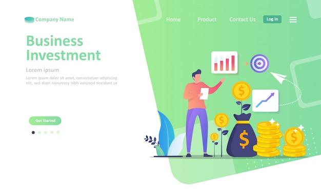 Investimento empresarial