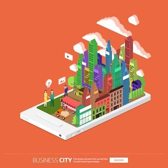 Isometric_mobile_city_08