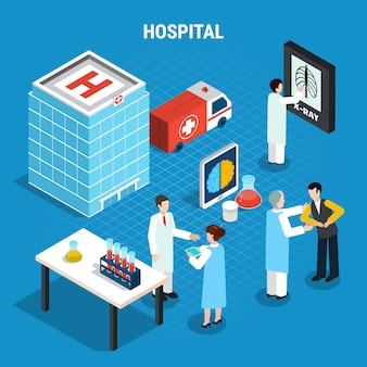Isométrica médica