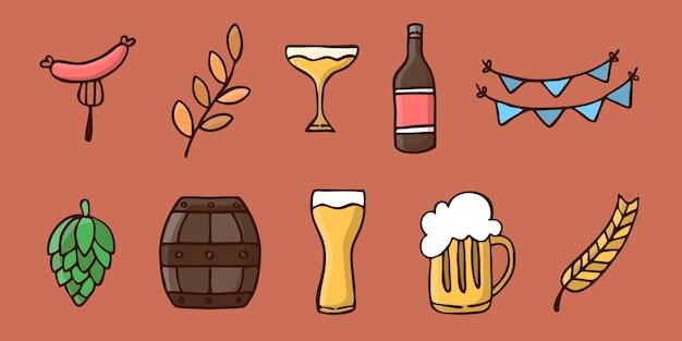 Itens de cerveja