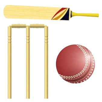Itens para críquete