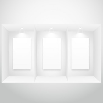 Janela de exibição com frame de retrato