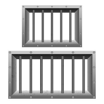 Janela de prisão isolada