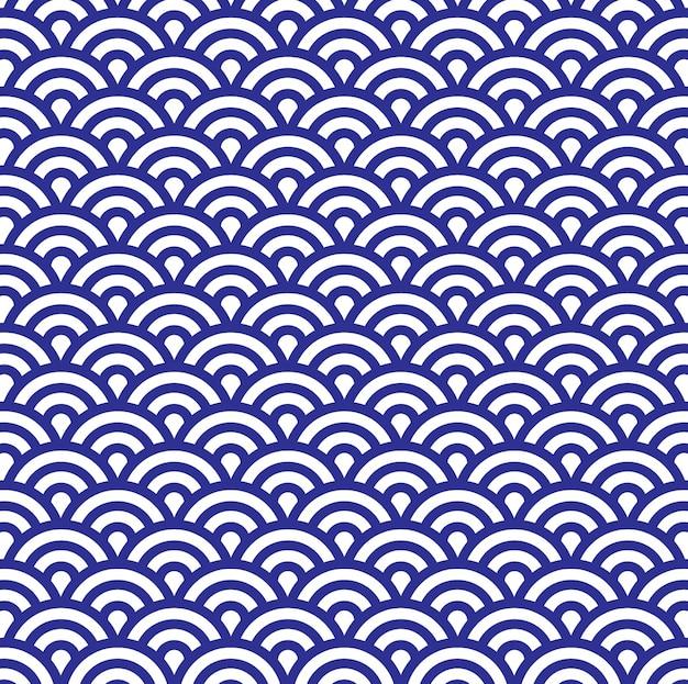 Japanesse arco padrão