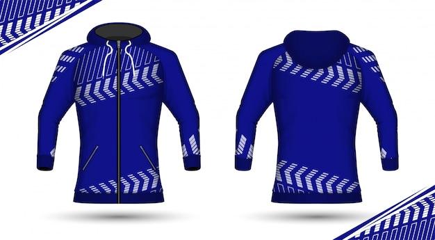 Jaqueta de futebol