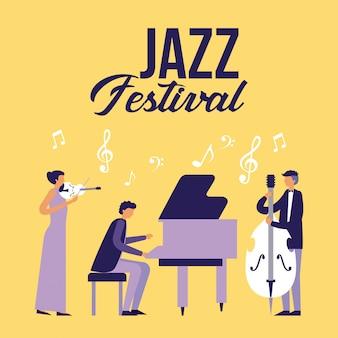 Jazz pessoas festival