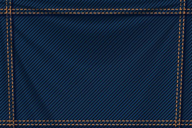 Jeans azul de fundo