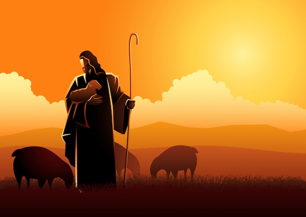 Jesus como pastor