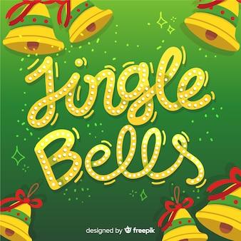 Jingle bells background