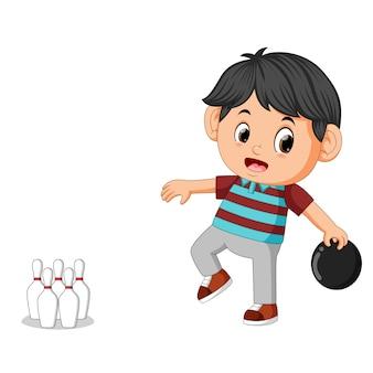 Jogador de boliche