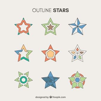 Jogo das estrelas com grandes projetos