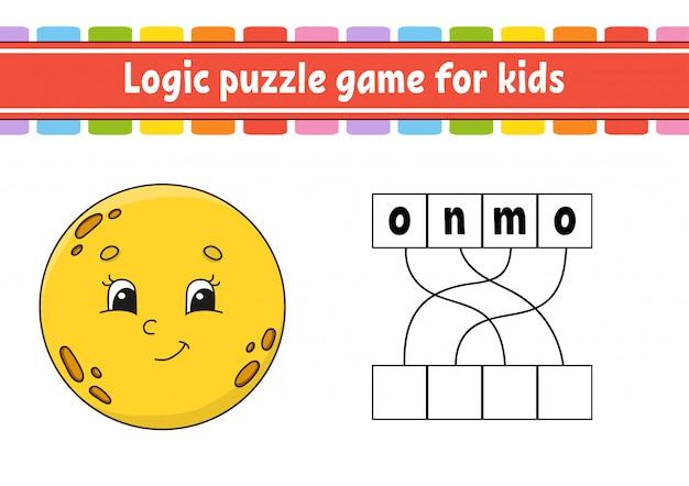 Jogo de lógica.
