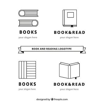Jogo de logotipos livro