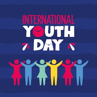 Jornada internacional da juventude
