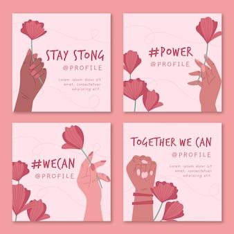 Juntos podemos postar no instagram