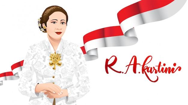 Kartini day, ra kartini os heróis de mulheres e direitos humanos na indonésia