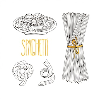 Ketches de espaguete