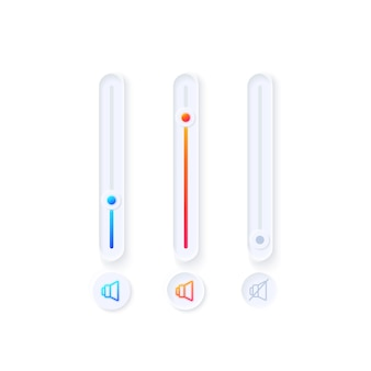 Kit de elementos tuner ui