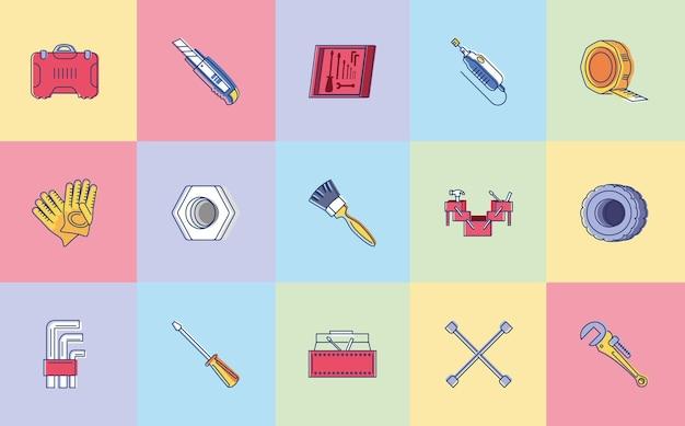 Kit de ferramentas
