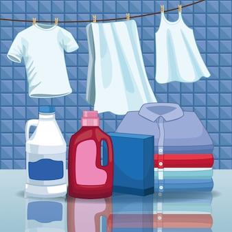 Kit de limpeza e suprimentos de limpeza