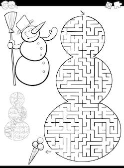 Labirinto ou labirinto
