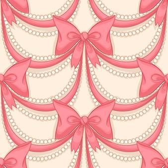 Laços rosa