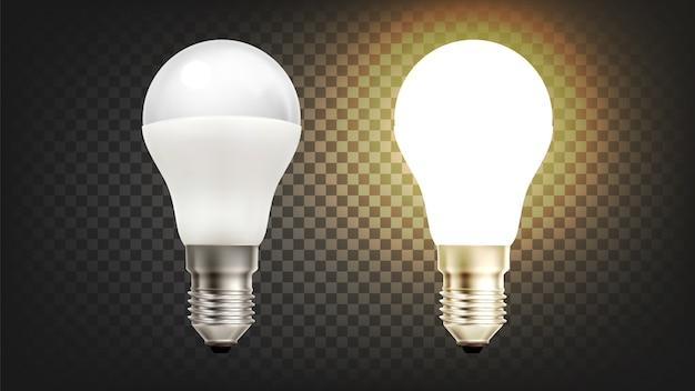 Lâmpada economizadora de incandescência elétrica de economia de energia