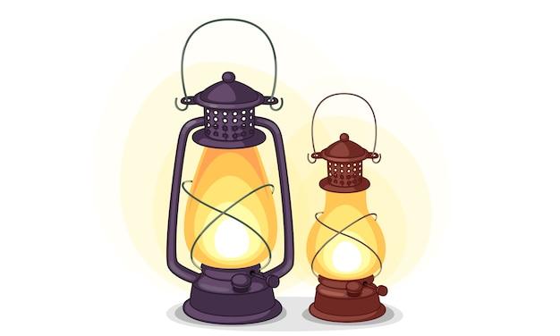 Lanterna velha