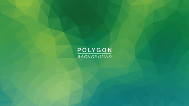 Lanterna verde polígono