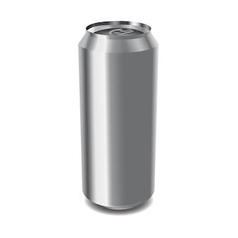 Lata de alumínio