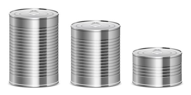 Lata lata design ilustração isolada