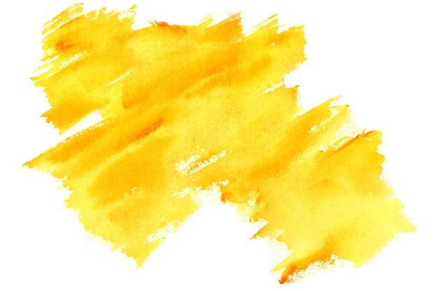 Lavagem com pincel de cor de água
