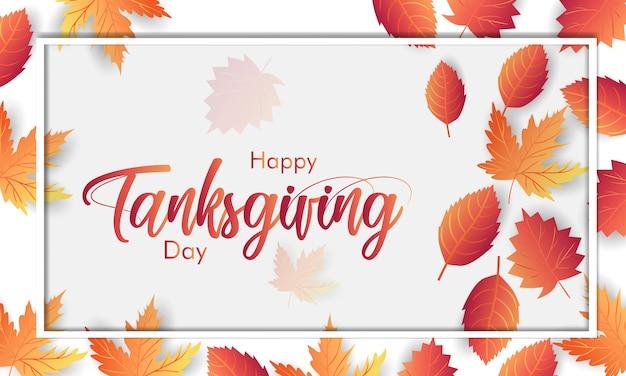 Layout de fundo outono venda decorar com folhas para banner, cartaz