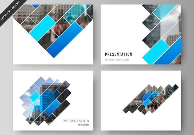 Layout dos slides da apresentação