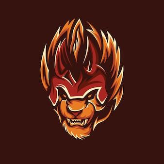 Leão poderoso