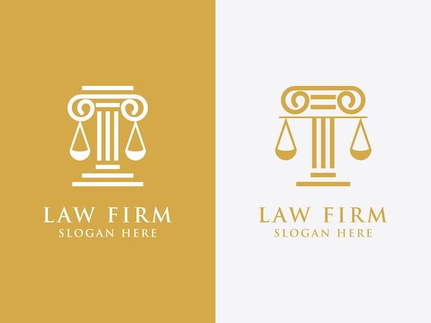 Lei da letra tempalte definir logotipo da empresa de design vetorial