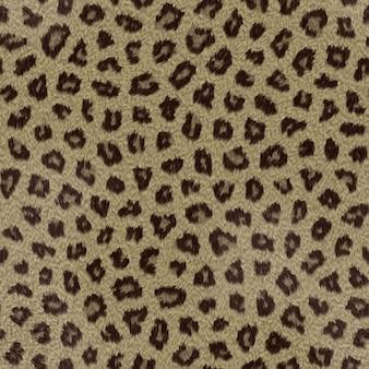 Leopard textura da pele