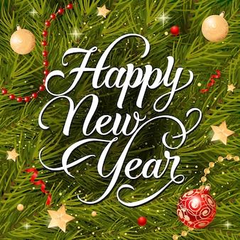 Letra do feliz ano novo